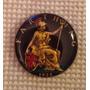 [sc] Moneda Esmaltada! Gran Bretaña 1/4 Penny 1925, Hermosa!