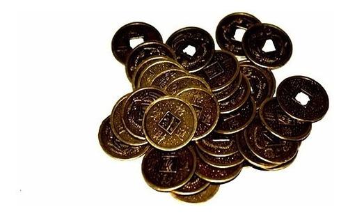 monedas feng shui x 3 atrae suerte chica rincondeluz2008
