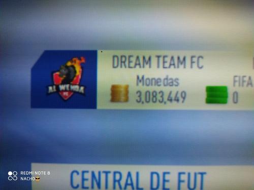 monedas fifa 19 ps3 ultimate team 2$ x cada 100.000