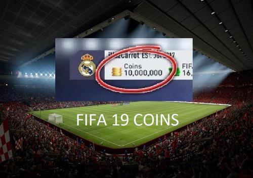 monedas fifa 19 ps4 500k por 60 mil