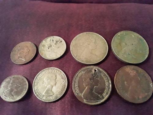 monedas g. bretaña
