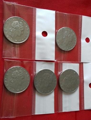 monedas l50 italiana antiguas 1955
