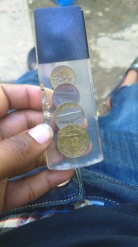 monedas liberty con los errores jallada en rep dom