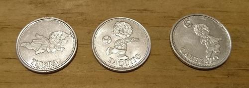 monedas maradona / fichas / de alfajor georgalos