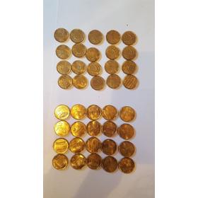 Monedas Mundial 78 En 3 Valores.....60 Piezas Regalo