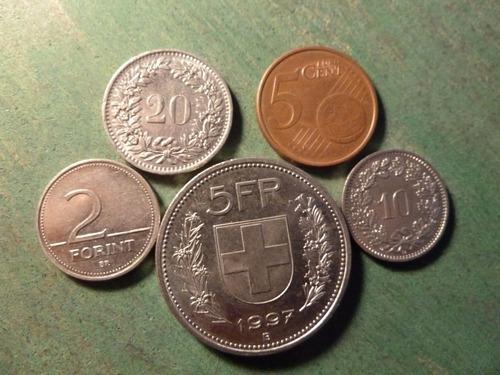 monedas mundiales lote - oferta - vp