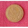 20 Monedas De Uruguay $ 5 Centesimos 1960