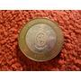 100 Pesos 2004 Centro Plata - Oferta - Solo Envio - Nma