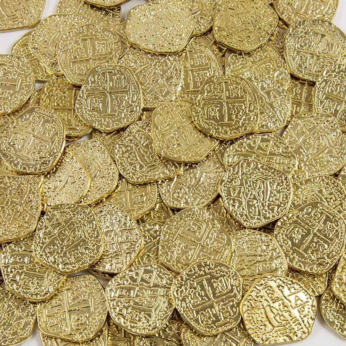 monedas piratas oro doblones españoles 1651 rp. Cargando zoom. 33c91ac7df1