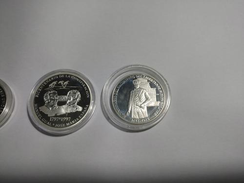 monedas plata colección