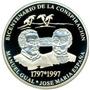 Vendo Bella Moneda De 500 Bs De Gual Y Espana De 31,1 Gr Ley