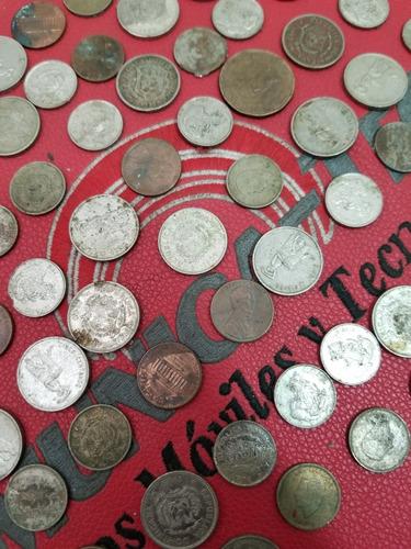 monedas variadas 90 total