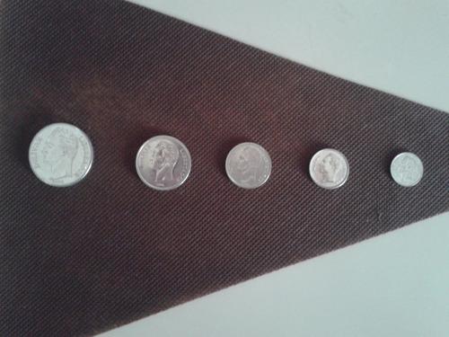 monedas venezolanas antiguas x kilos - años