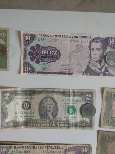 monedas y billetes antiguos mas inf 8297255296