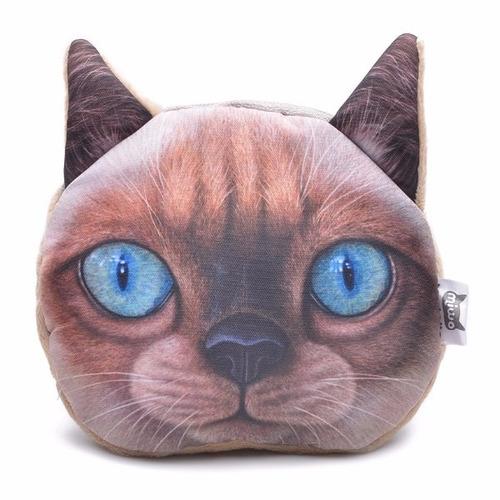 monedero gatito 3d coqueto y unico