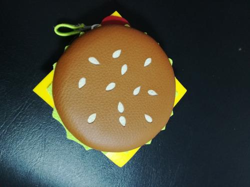 monedero  hamburguesa