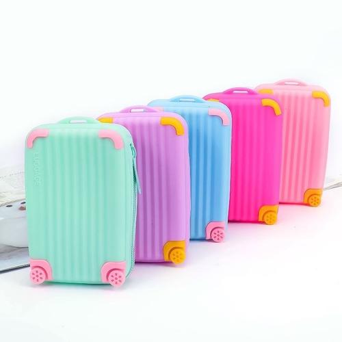 monedero maleta de viaje barbie bolso de viaje mayoreo