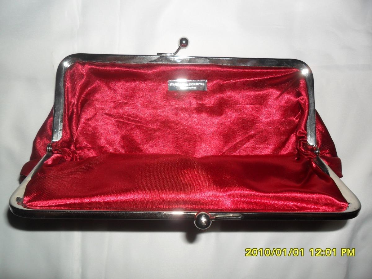 06b4b1ba6 Monedero Rojo Carolina Herrera - $ 600,00 en Mercado Libre