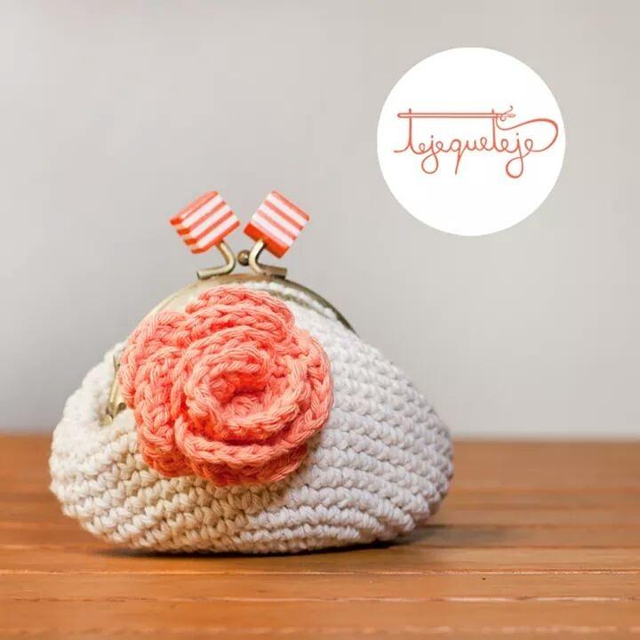 Asombroso Crochet Patrones Libres Empaqueta Los Monederos Regalo ...