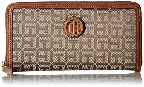 dc43b26cd48 Monedero Tommy Hilfiger Grande De Mujer Con Cremallera -   21.900 en ...