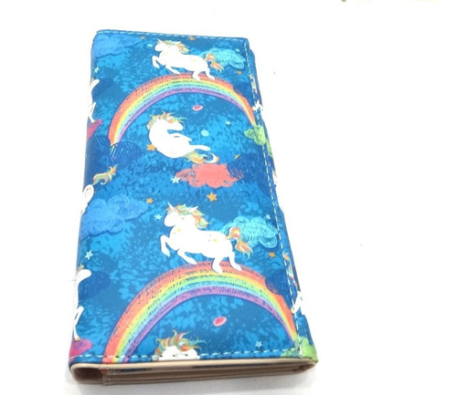 monedero unicornio miraculous mujer regalo niñas billetera