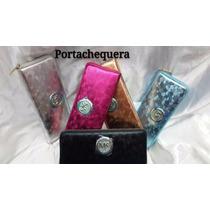 Portachequeras Mk, Furla., Ch. Al Mayor Y Detal Liquidacion