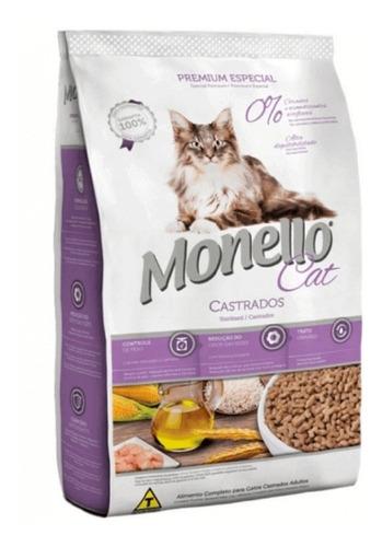 monello cat castrados 10 kg - kg a $13990