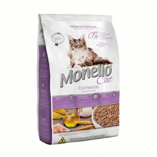 monello gatos castrados x 10.1 kilos