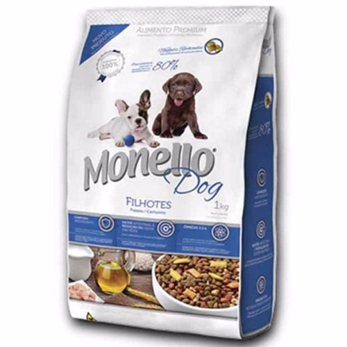 monello premium cachorros * 8kg
