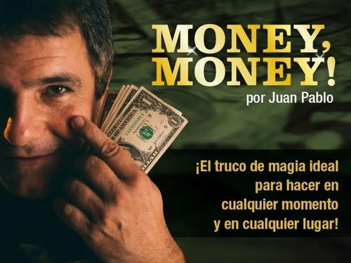 money money - cambio de billetes - magia