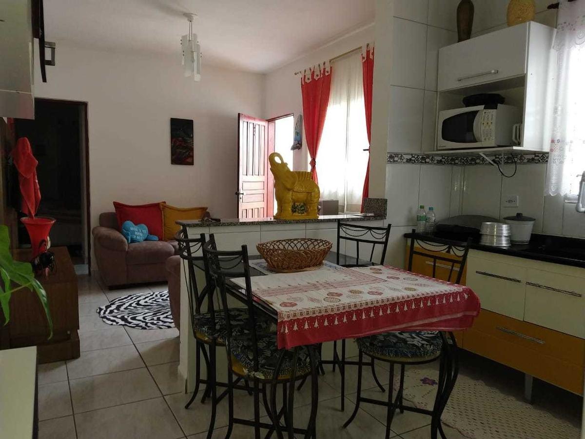 mongaguá casa com 2 dormitórios, ótima localização ref 3663w