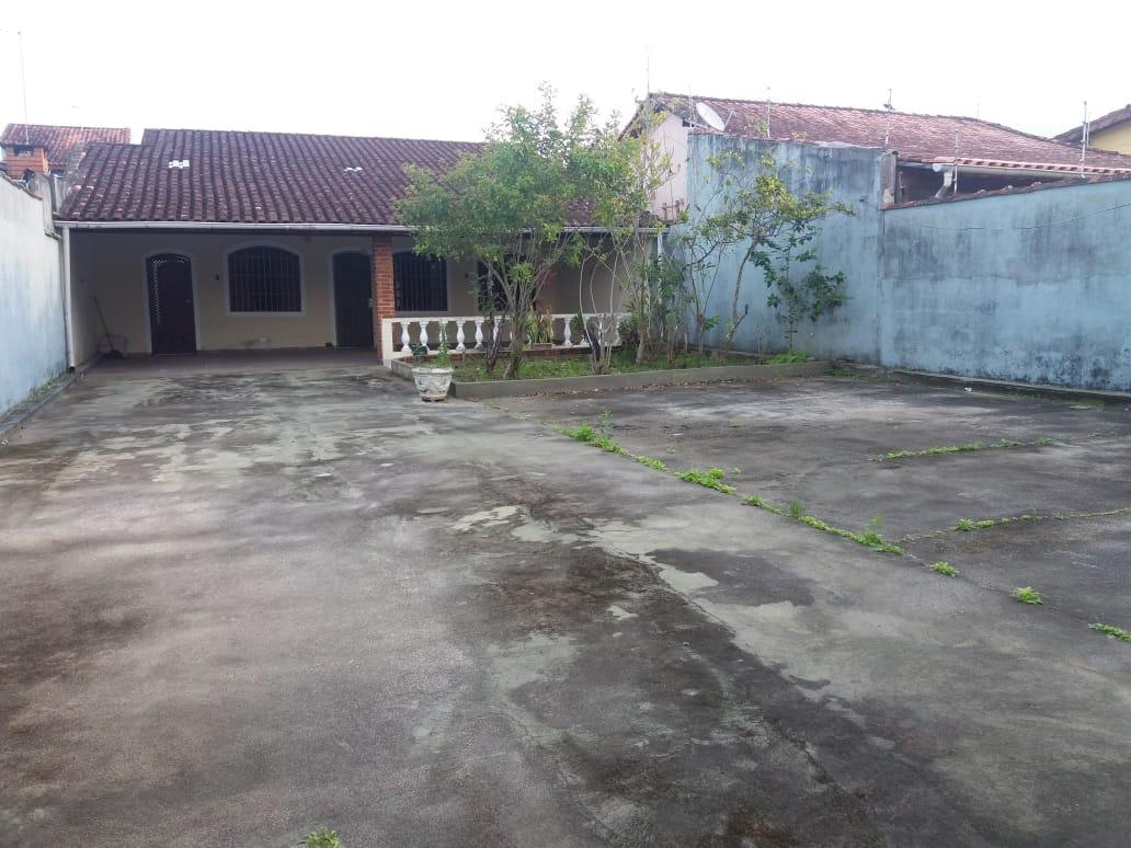 mongaguá casa de lote inteiro r$ 180 mil ref 6361 c