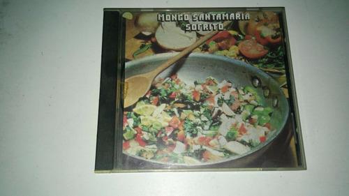 mongo santamaria - sofrito - cd perf estado