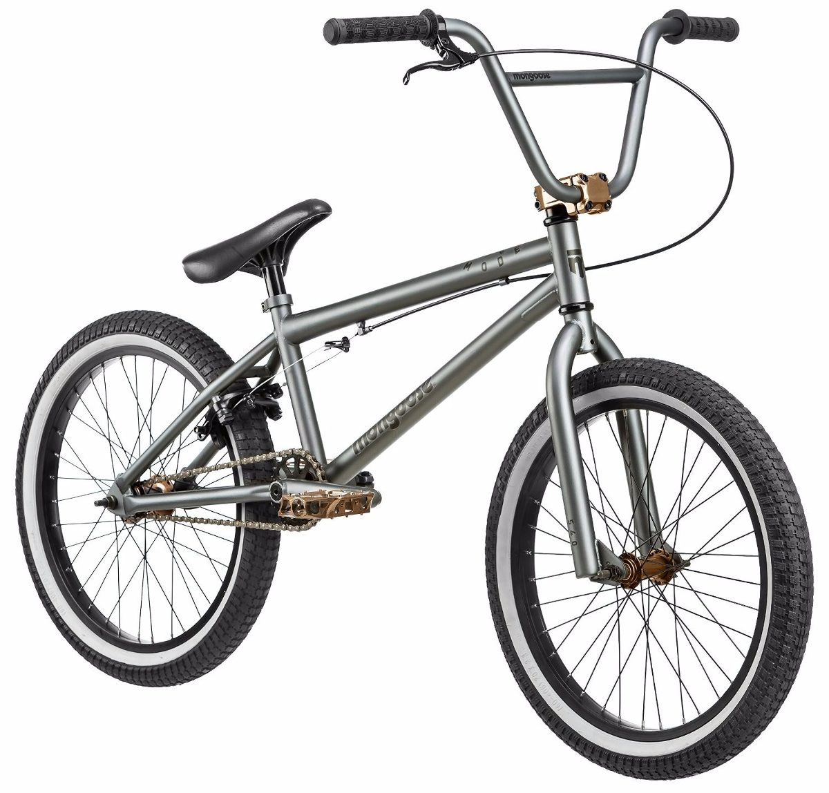 Mongoose Bmx 540 Mode Freestyle Bike Gris 20 - $ 7,995.00 ...
