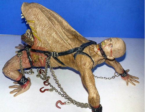 mongroid vi  hellraizer edicion almas torturadas mcfarlane