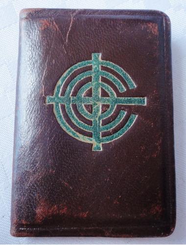 monijor62-antiguo carnet federacion circulo catolicos obrero