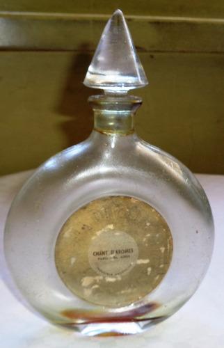 monijor62-antiguo frasco guerlain agua de colonia ind.arg