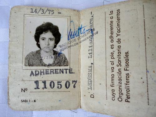 monijor62-carnet tarjeta ypf asistencia medica adherente