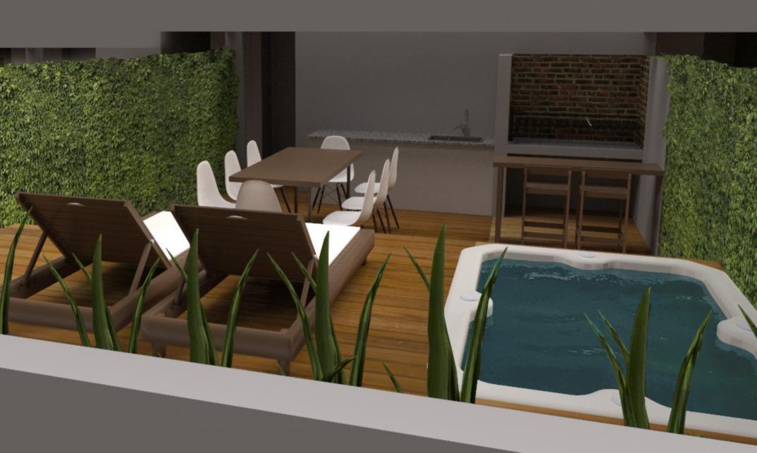 monique loft 3 ambientes en construccion