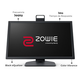 Monitor 144hz Benq Zowie Xl2411k De 24.5 Para Esports