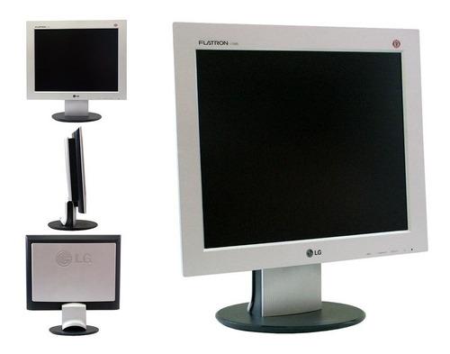 monitor 15 ' lg flatron l1530s