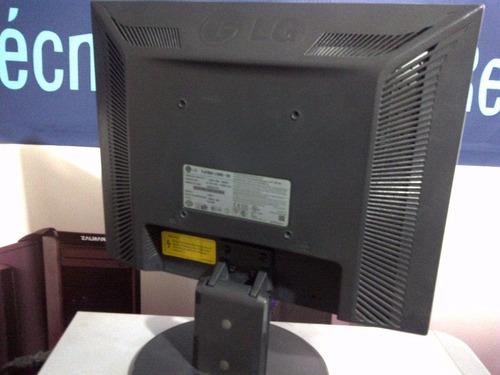 monitor 15'' lg flatron l1550s
