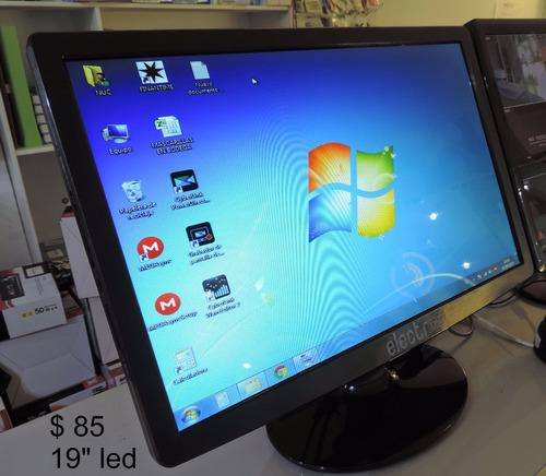 monitor 19  hd led / nuevo en caja