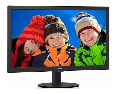 monitor 19  hd philips 193v5lsb2/55  sistema w-led palermo