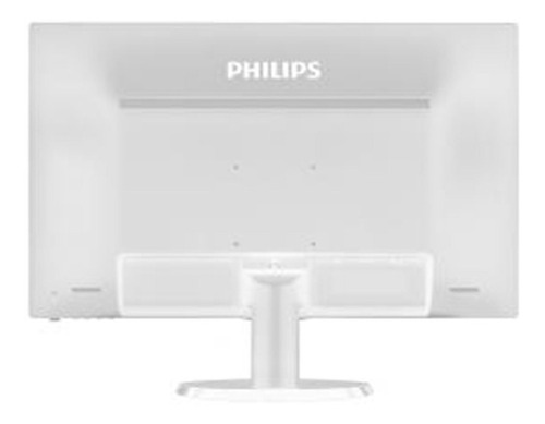 monitor 21,5 led philips branco hdmi,vga,fhd - 223v5lhsw