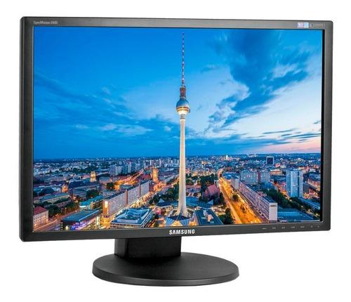 monitor 24 pulgadas samsung / dell /  hp - garantía
