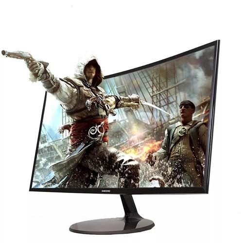 Monitor 27 Led Samsung Lc27f390fhlxzb Curvo