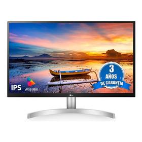 Monitor 4k Ips 27  LG 27ul500-w 3840x2160  Hdr10  Hdmi Dp