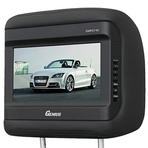 monitor 7 pulgadas led tft  para autos