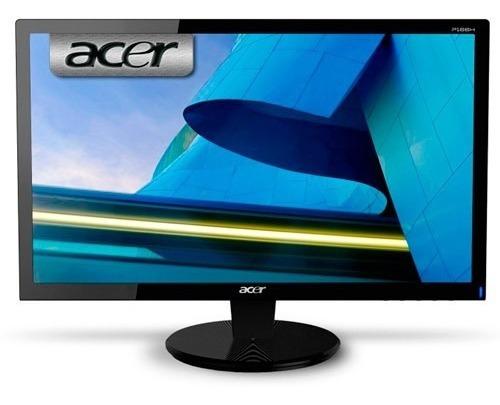monitor acer 15.6 lcd p166hqlbb nuevos oferta
